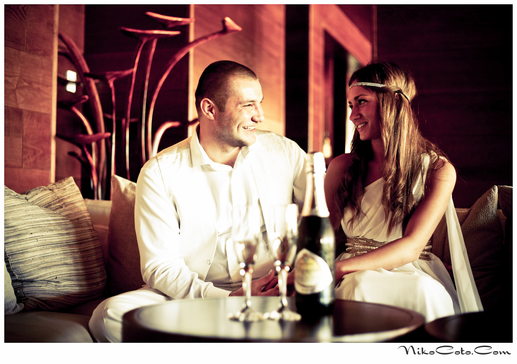 Russian Couple Wedding Photos Punta Cana